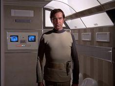 Space: 1999 moonbase alpha travel tube