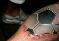 #tattoo #tatuaz #football #goalkeeper