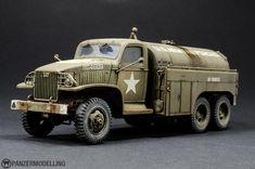 ideas for trucks Old Ford Trucks, 4x4 Trucks, Custom Trucks, Lifted Trucks, Us Army Vehicles, Gmc Suv, Model Truck Kits, Fuel Truck, Dodge Power Wagon