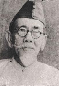"""Haji Agus Salim (lahir dengan nama Mashudul Haq (berarti """"pembela kebenaran""""); lahir di Koto Gadang, Agam, Sumatera Barat, Hindia Belanda, 8 Oktober 1884 – meninggal di Jakarta, Indonesia, 4 November 1954 pada umur 70 tahun) adalah seorang pejuang kemerdekaan Indonesia. Haji Agus Salim ditetapkan sebagai salah satu Pahlawan Nasional Indonesia pada tanggal 27 Desember 1961 melalui Keppres nomor 657 tahun 1961.  http://id.wikipedia.org/wiki/Agus_Salim"""