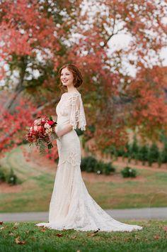 #claire-pettibone  Photography: Jen Fariello - www.jenfariello.com  Read More: http://www.stylemepretty.com/virginia-weddings/2013/11/26/claire-pettibone-shoot-at-the-market-at-grelen-from-jen-fariello/
