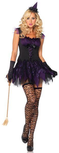 Mistress Costume, Witch Costume, Sexy Costume