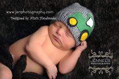 John Deere Baby Hat