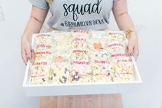 This Unicorn-Themed Birthday Party Is Definitely the Stuff of Dreams - Unicorn food, decor, and outfits made this first birthday party a fantastic sparkly bash. Unicorn Foods, Baby Unicorn, Unicorn Party, Baby Birthday, First Birthday Parties, 1st Birthdays, Party Themes, Party Ideas, Kettle Corn