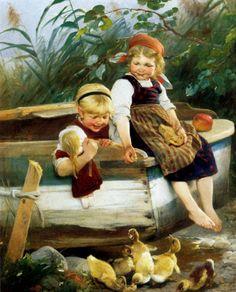 KarlRaupp_feeding_the_ducklings