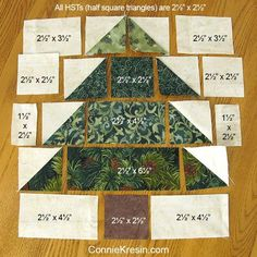 Christmas Crafts sewing Christmas Trees Tablerunner tutorial measurements of the blocks Quilted Table Runners Christmas, Christmas Tree On Table, Christmas Patchwork, Christmas Blocks, Christmas Quilt Patterns, Christmas Runner, Quilt Block Patterns, Christmas Crafts, Christmas Carol