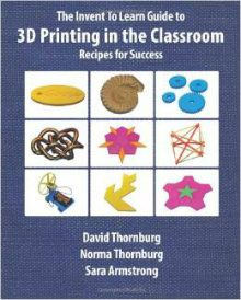Reviewer Sandy Wisneski has found 3D Printing in the Classroom an excellent resource to begin her journey with 3D printers. Besides explaining the technology, the book also offers resources to sear…