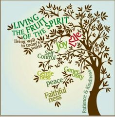 The more we bear the fruit of the Spirit, the more we become beautiful expressions of God's Mercy, Compassion, Wisdom, Holiness and Love. Author Felicia Emanuel - Google+
