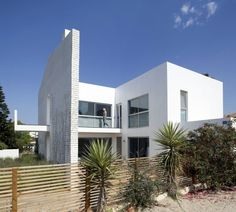 Even Yehuda House by Sharon Neuman and Oded Stern-Meiraz photo: Elad Sarig