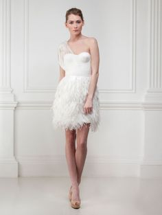 Reception Dress.