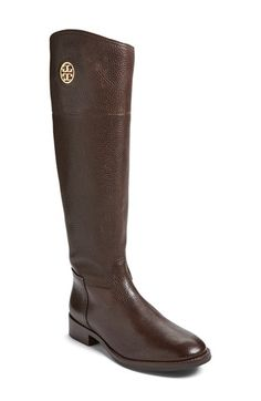 6c4b66a71ba Free shipping and returns on Tory Burch  Junction  Riding Boot (Women) (