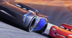 Check It Out: Lightning McQueen and New Characters from Cars 3... via @therockfather