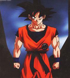 SSJ Goku DBZ