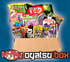 We are giving away 10 full size OyatsuBox full of crazy Japanese snacks! Click here to enter: https://gleam.io/jViZq/10-boxes-of-japanese-snacks-to-giveaway-oyatsuboxcom?utm_content=bufferbcf2c&utm_medium=social&utm_source=pinterest.com&utm_campaign=buffer