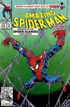 The Amazing Spider-Man (Vol. 1) 373 (1993/01)