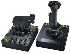 To get the most out of your basic flight Sim game, joysticks are a must. But which one is the best flight simulator joystick? Star Citizen, Computer Technology, Gaming Computer, Windows Xp, Drones, Uav Drone, Ch Products, Flight Simulator Cockpit, Sport Cars