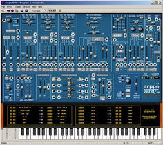Glen Stegner - Free VSTi Software Synthesizers (one of 12 best by MusicTech)
