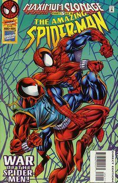 The Amazing Spider-Man (Vol. 1) 404 (1995/08)
