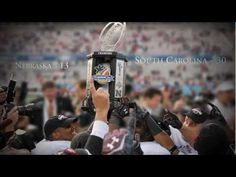 Great video by Justin King of the Captial One Bowl South Carolina vs. Nebraska