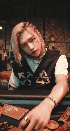 Ahegao, Baby Pink Aesthetic, Felix Stray Kids, Kids Icon, Crazy Kids, Kpop Guys, Kids Wallpaper, Jolie Photo, Fine Men