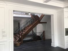 Magic Trim Carpentry provides finish carpentry and millwork services for residential and commercial properties in the Greater Toronto Area. Finish Carpentry, Greater Toronto Area, Arches, Stairs, Design, Home Decor, Bows, Ladders, Homemade Home Decor