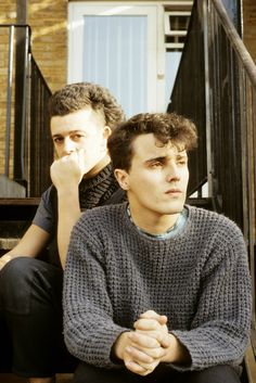 "Tears for Fears: ""Shout"", 1985. 