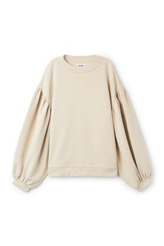 Weekday image 1 of Ofelia Sweater in Beige Light