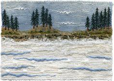 Choppy Water 2 by Kirsten Chursinoff, via Flickr