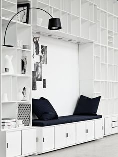 White space - Creative interior inspiration