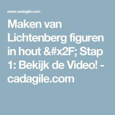 Maken van Lichtenberg figuren in hout / Stap 1: Bekijk de Video! - cadagile.com