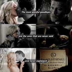 """moni🇨🇿 on Instagram: """"[Caroline's ship x quote] She lost literally everyone💔 Klaus/Tyler or Stefan? - My edit give credits. -…"""" Tyler And Caroline, Stefan And Caroline, Caroline Forbes, Vampire Diaries Quotes, Vampire Diaries Cast, Vampire Diaries The Originals, Forbes Quotes, Vampire Daries, Original Vampire"""