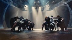 Exo wolf ending #exo #wolf
