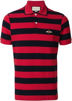 d4590196 Gucci bee patch polo shirt #Gucci #shirt #ShopStyle #MyShopStyle click link  to