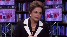 As Brazil is engulfed by a political crisis, we are joined in studio for an extended exclusive interview by Brazil's former President Dilma Rousseff, who was impeached last year in what many describe as a legislative coup. Her removal ended nearly 14 years of rule by the left-leaning Workers' Party, which had been credited with lifting millions of Brazilians out of poverty. Rousseff is a former political prisoner who took part in the underground resistance to the U.S.-backed Brazilian…