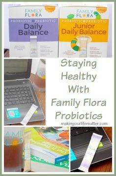 Family Flora Probiotics