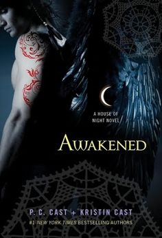House of Night Series...I heard these are good so I figured I would give them a shot...I'm almost done with the series and I absolutely love them!!!