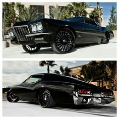Buick Riviera on Lexani's Follow @LexaniOfficial for more cars sitting proper on Lexani Forged Wheels #LexaniWheels @LexaniOfficial