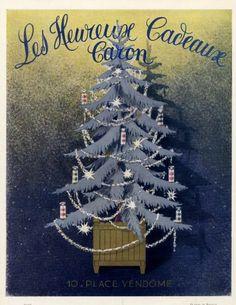 GUERLAIN PERFUME CHRISTMAS ADS VINTAGE - Google Search