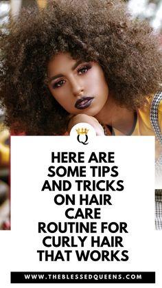 Big Chop Natural Hair, Big Curly Hair, Natural Hair Care Tips, 4c Natural Hair, Curly Hair Tips, Curly Hair Care, Curly Hair Styles, Natural Hair Styles, Wavy Hair