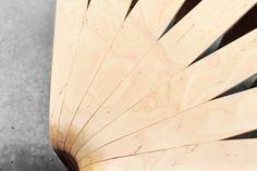 BEdesign - Fan stool
