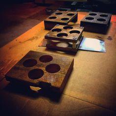 Handmade Whiskey/Beer Flights by RusticByDesignLLC on Etsy