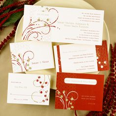 Choose Christmas Themed Wedding For Your Big Day (Parte One)
