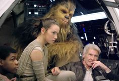 Star Wars News: Vanity Fair releases more On Set photos from 'The ...