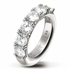 Joop Ring Angelina Silber Zirkonia  #joop #onsale #ring #jewelry