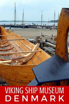 Guide and tips to visiting the Viking Ship Museum in Roskilde, Denmark with kids: