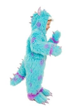 Kids Furry Blue Monster Child Costume size 18 Months-2T Princess Paradise,http://www.amazon.com/dp/B007ZFEPU4/ref=cm_sw_r_pi_dp_tyRbsb1M8HPPN7GY