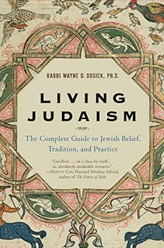 Living Judaism: The Complete Guide to Jewish Belief, Tradition, and Practice by Wayne D. Dosick http://smile.amazon.com/dp/0060621796/ref=cm_sw_r_pi_dp_bj8Rwb1JXSEW4