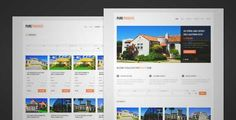 Download and review of Pure Paradise - Clean Real Estate WordPress Theme, one of the best Themeforest Real Estate themes