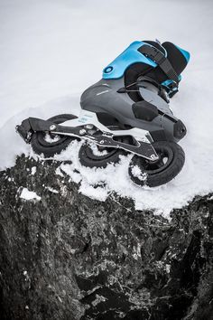 2016 Vi SUV off-road skates - out now!