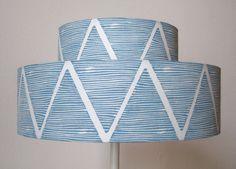 triangle tiered shade
